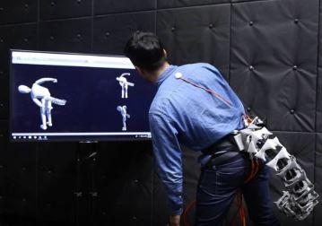 Arque, la extremidad robótica que mejora la agilidad