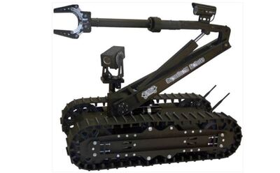 Explorador LT2 Bulldog Tactical Robot