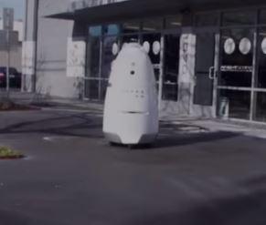 La nueva arma contra el delito en el estado de California es el robot K5