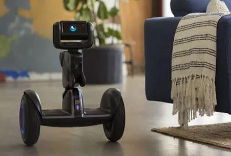 El nuevo Segway, de patinete a robot