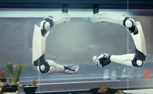 Este es Moley, el brazo robótico más moderno del planeta