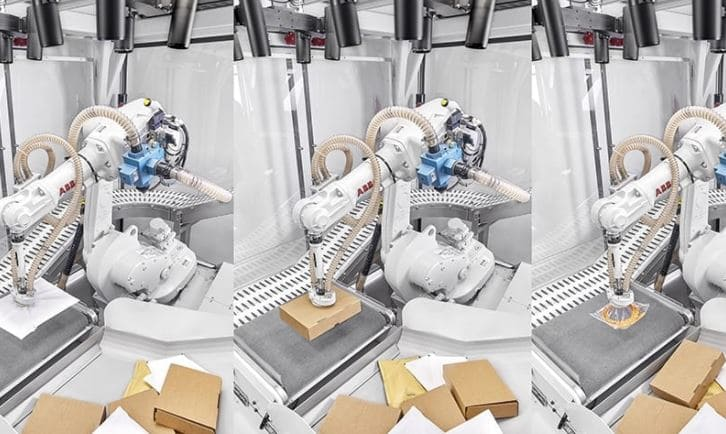 ABB pacta con Covariant para integrar Inteligencia Artificial en robots de logística
